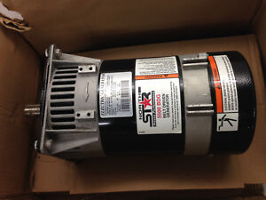 North Star 5500 Bdg Belt Driven Electric Generator Head Nos Model 1659130