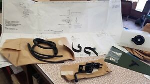 Windshield Washer Reservoir Kit Pump Truck 11623693 Nos Replacement
