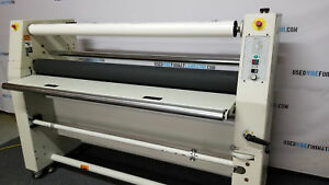 Gbc Protech Falcon 60c Cold no Heat Roll Laminator Laminates Media Up To 61