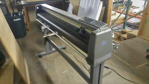Graphtec Fc5100 130 Vinyl Cutter Plotter For Parts Or Repair Not Working