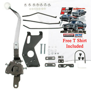 Hurst 4 Speed Shifter Kit 1968 1972 Chevelle El Camino Saginaw Trans Type 441