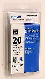 Cutler Hammer Eaton Brafgf120cs Dual Function Afci gfci New In Package