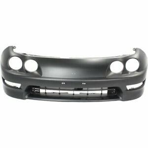 Bumper Cover For 1998 2001 Acura Integra Made In Usa Front Plastic Primed