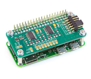 Sensor Board For Rpi With Imu Motion Regulator Charger
