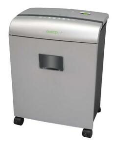 Goecolife Gmw101pii Limited Edition 10 sheet High Security Microcut Shredder