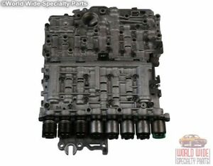 Bmw Zf 5hp24 Valve Body Rebuild And Return Service Late 1998 Up Lifetime War