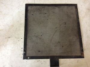 1993 1998 Ford New Holland 1210 1215 1220 Compact Tractor Radiator Brush Guard