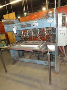 Spot Welder Used   MCS Industrial Solutions and Online Business