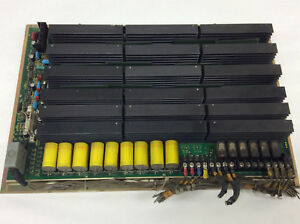 Fanuc A16b 1000 0170 05b Elox Power Supply Circuit Board