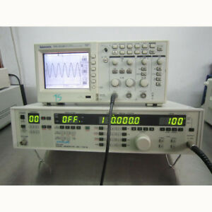 One Pc Used Fm am Signal Generator Jung Jin Jsg 1051b In Good Condition