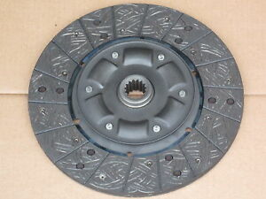 Clutch Plate For Ford 4031 4110tr 4120 4121 4130 4131 4140 500 501 541 600 601