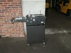 Abdick 1200 Envelope Feeder Good For Ryobi Itek Abdick