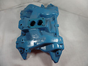 Dodge Chrysler Plymouth Mopar 383 Cast Iron Intake Maifold 2843681