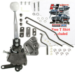 Hurst 4 Speed Shifter Kit 1963 1964 1965 1966 1967 Corvette Muncie M20 M21 M22