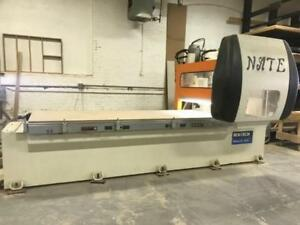 Scm scmi Routech Cnc 3 Axia Router Record 220 4x10 Flat Table Price Reduced