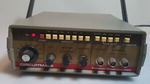 Circuitmate Function Generator Fg2 With Power Cord