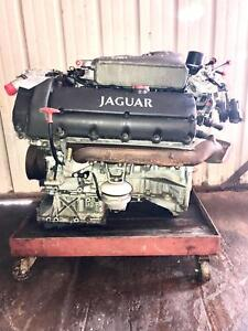 Jaguar Xj8 Xjr Oem 4 0l Supercharged Engine 1998