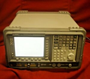 Agilent Hp E4403b Esa l Spectrum Analyzer 9 Khz To 3 0 Ghz Opt A4h 7854