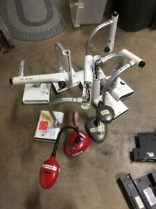 Lot Of 8 Elmo Tt 02s And More Projector Document Cameras Please Read Untested