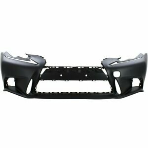 New Bumper Cover Front Lx1000261 521195e909 Sedan For Lexus Is250 Is350 2014