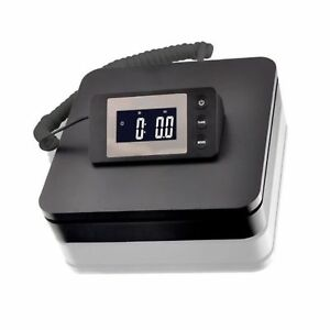 Saga 100 Lb X 0 1 Oz Digital Postal Scale For Shipping Weight Postage W ac 45