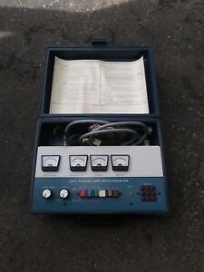 Heathkit Crt Tester And Rejuvenator Model It 5230