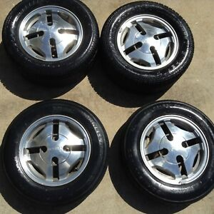 Vintage Corolla Rims Wheels And Tires