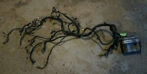 2000 Pontiac Firebird Camaro Engine Harness 3 8 Automatic Transmisison