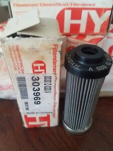 Hydac 303969 0030 D 020 V Hydraulic Filter Element Oem Made In Germany