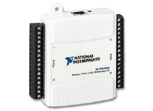 New National Instruments Usb 6008 Data Acquisition Card Ni Daq Multifunction