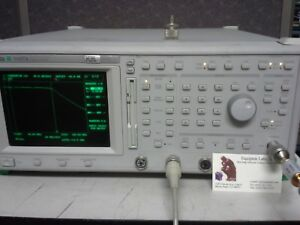 Wiltron 54107a Scalar Network Analyzer Tested 1mhz 1500mhz Sweep Source Opt 05