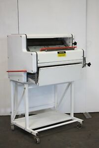 Oliver 600 r3 Baguette French Bread Dough Moulder Roll Sheeter Sub