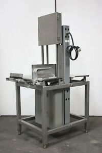 Hobart 6614 Commercial Butcher Market Beef Meat Band Saw Slicer 220v 3ph