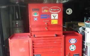 Snap On Rolling Tool Box