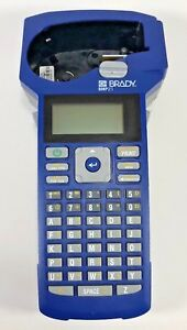 Brady Bmp 21 Label Maker With Carrying Case And Two Label Cartridges Bundle
