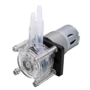 Peristaltic Pump Large Flow Dosing Pump For Vacuum Aquarium Lab Analytical Tools