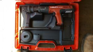 Hilti Dx 351 Powder Actuated Tool