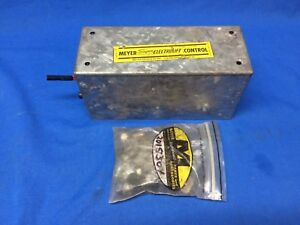 Vintage Nos Meyer Snow Plow Control Assembly 2015300 W Hardware U 13 U 13h