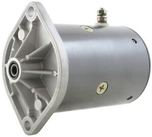 New Hd Snow Plow Motor Western Fisher Insulated Mkw4009 Mue6111 Mue6111s 21500k