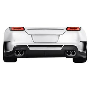 For Porsche Panamera 10 13 Rear Add Ons Af 1 Style Carbon Fiber Wide Body Rear
