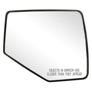 For Ford Ranger 06 11 Passenger Side Mirror Glass W Backing Plate Non heated