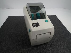 Zebra Lp2824 lp 2824 Direct Thermal Printer