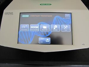 Bio rad C1000 Touch Thermocycler With 96 Block