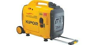 Kipor Ig2600hp Digital Generator new