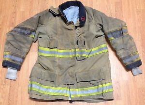 Globe G xtreme Jacket Turnout Gear 44 X 36 Mfg 2010