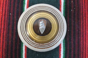 1940 s Plymouth Horn Button Mopar Special Deluxe Woody Coupe Steering Wheel