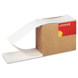 Universal Continuous Unruled Index Cards 3 X 5