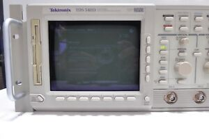 Tektronix Tds 540d Digital Phosphor Oscilloscope 500 Mhz 2gs s Parts Only