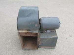 Dayton 2c939a Blower Ventilation Exhaust Fan 10 5 8 3 4 Hp 3 Ph 208 220 440v