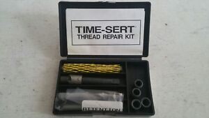 Time sert 1015 M10 X 1 5 Bmw Porsche Vw Case Stud Drain Pan Thread Repair Kit